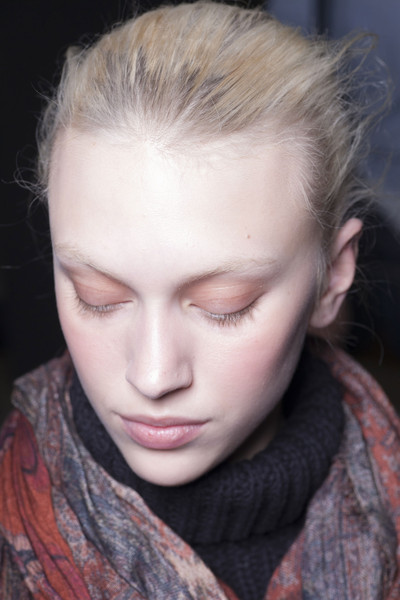 Prabal Gurung Fall 2013 - Backstage