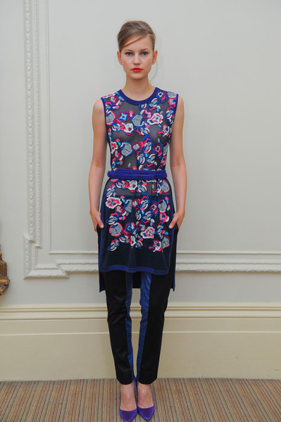 Pringle of Scotland at London Spring 2013
