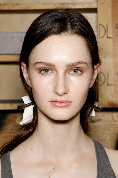 Proenza Schouler Fall 2012 - Backstage