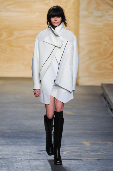 Proenza Schouler at New York Fall 2012
