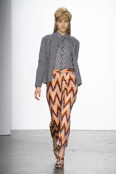 Rachel Comey at New York Fall 2011