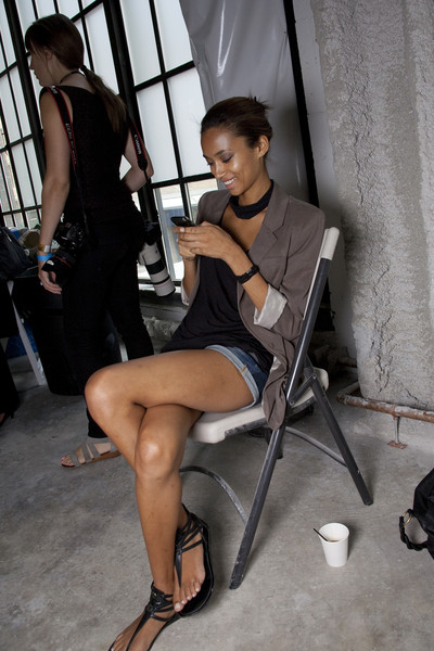 Rag & Bone Spring 2011 - Backstage