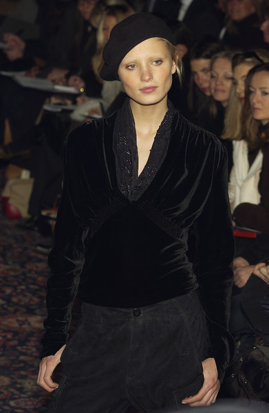 Ralph Lauren at New York Fall 2002