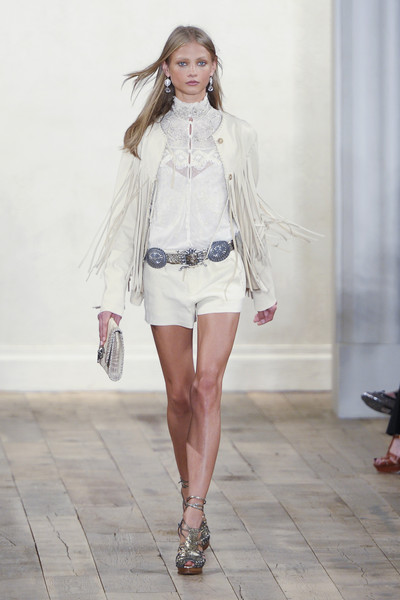 Ralph Lauren at New York Spring 2011