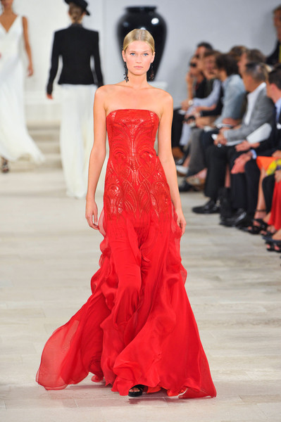 Best Spring 2013 Runway Gowns - Ralph Lauren