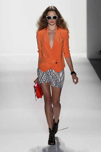 Rebecca Minkoff at New York Spring 2012
