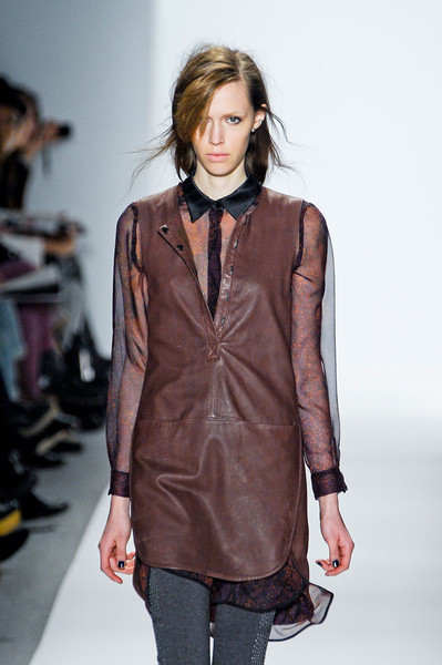 Rebecca Taylor at New York Fall 2012