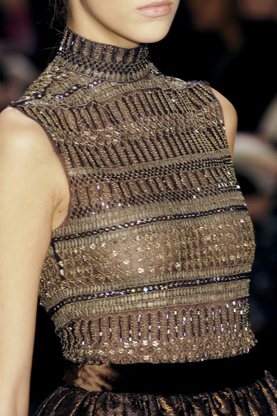 Reem Acra at New York Fall 2006 (Details)