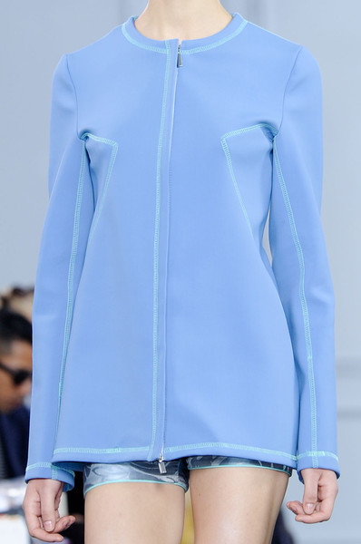 Richard Nicoll at London Spring 2012 (Details)