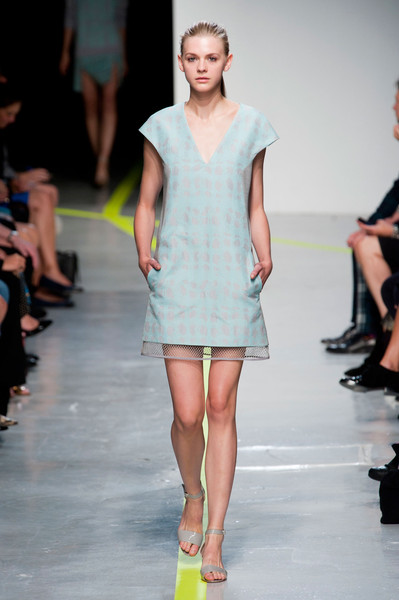 Richard Nicoll at London Spring 2013