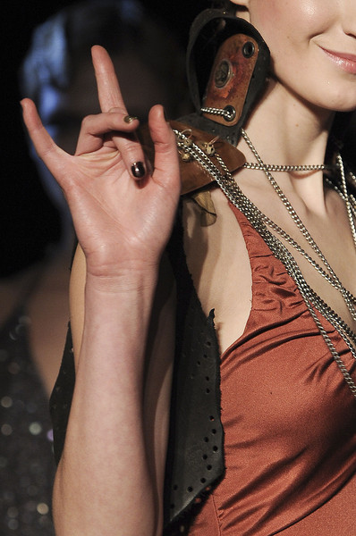 Richie Rich at New York Fall 2011 (Details)