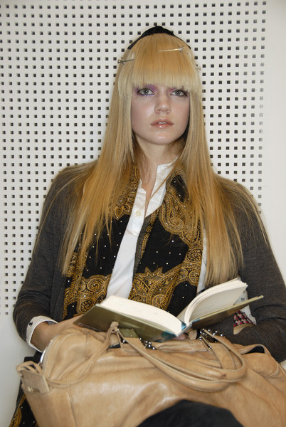 Roccobarocco Fall 2007 - Backstage