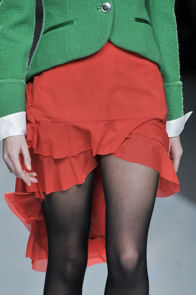 Roccobarocco at Milan Fall 2011 (Details)