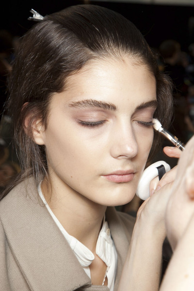 Rochas Fall 2012 - Backstage