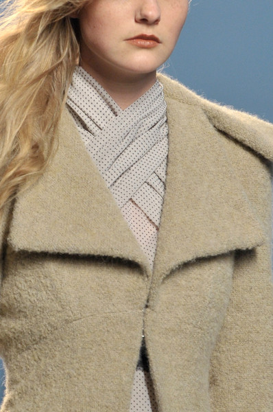 Rodarte at New York Fall 2011 (Details)