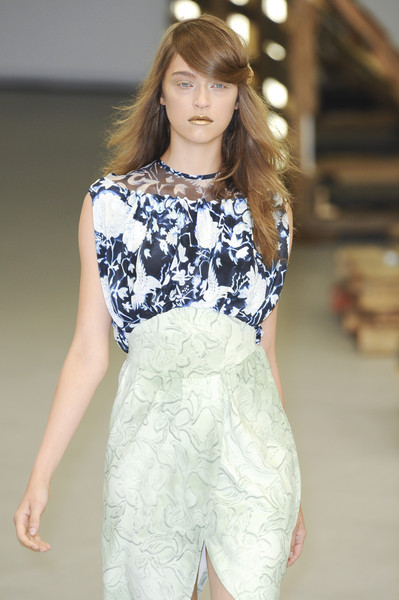 Rodarte at New York Spring 2011