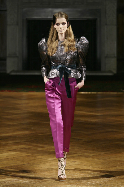 Roksanda Ilincic at London Fall 2009