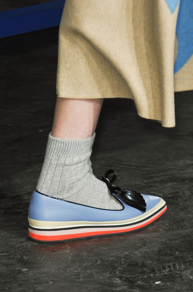 Roksanda Ilincic at London Fall 2014 (Details)