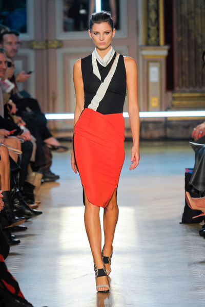 Roland Mouret at Paris Spring 2013