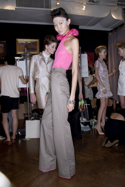 Ruffian Spring 2008 - Backstage