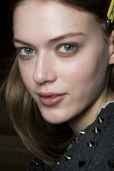 Sacai Fall 2013 - Backstage