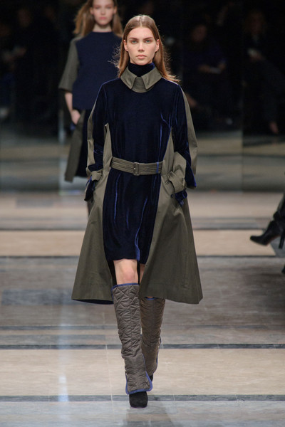 Sacai at Paris Fall 2013