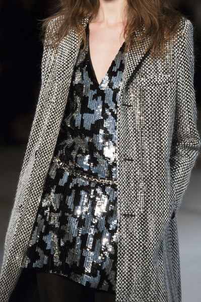 Saint Laurent Clp Tris Fall 2014 - Details