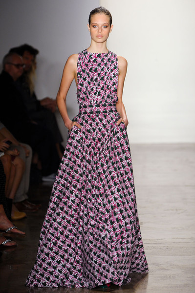 Sophie Theallet at New York Spring 2012