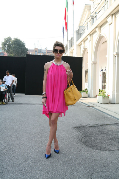 Milan Fashion Week Spring 2012 Attendees
