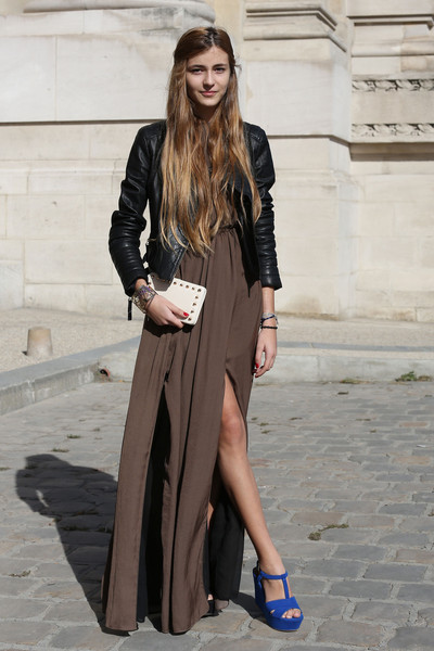 Paris Fashion Week Spring 2013 Attendees