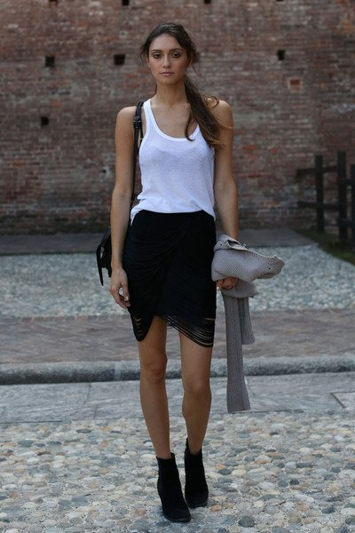 Milan Fashion Week Spring 2013 Models