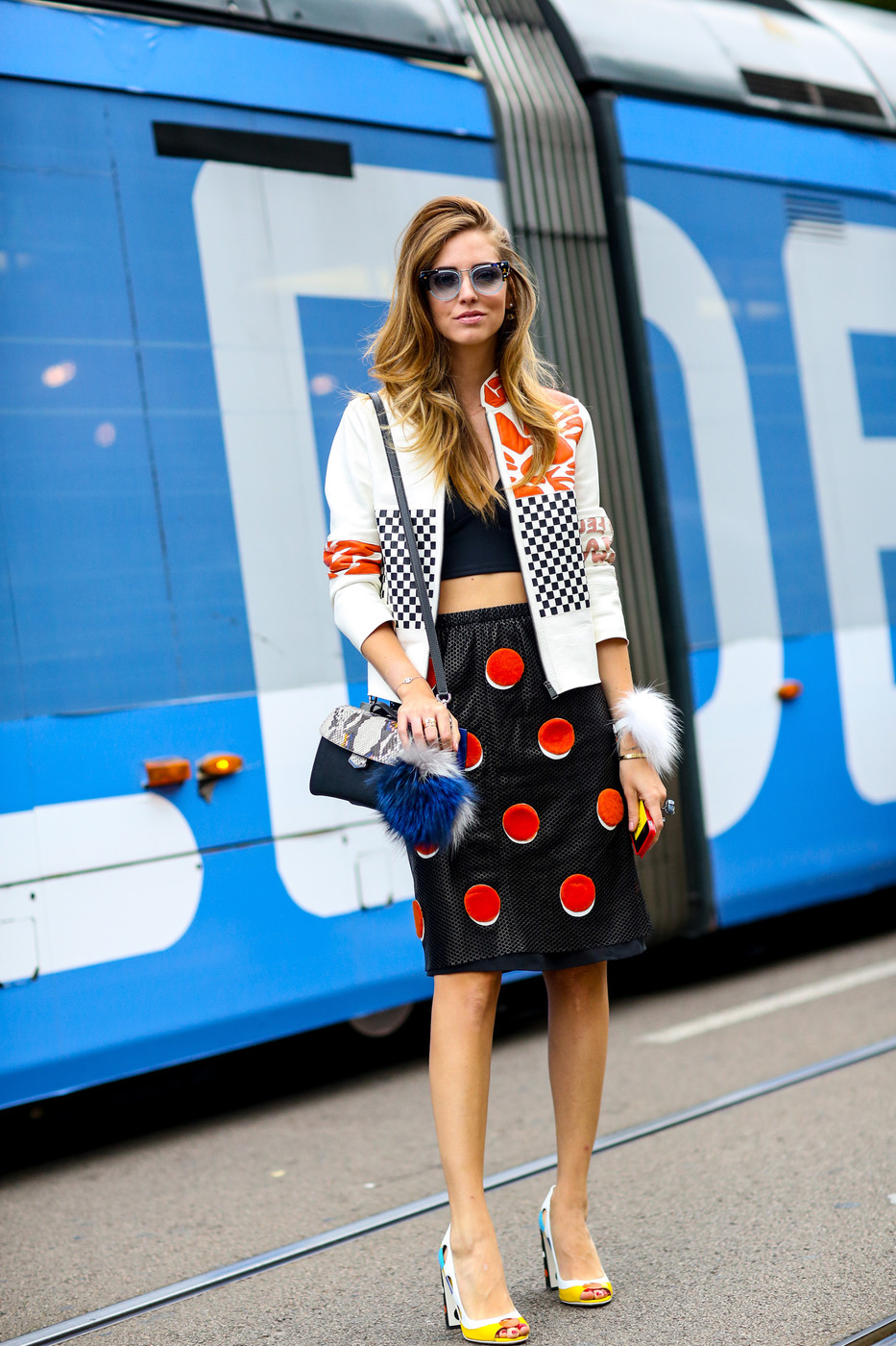 On The Grid Best Street Style At Milan Fashion Week Spring 2015 Stylebistro