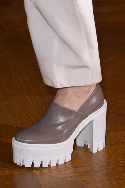 Stella McCartney's Chunky Rubber Platforms