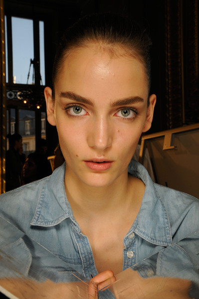 Stella McCartney Spring 2012 - Backstage