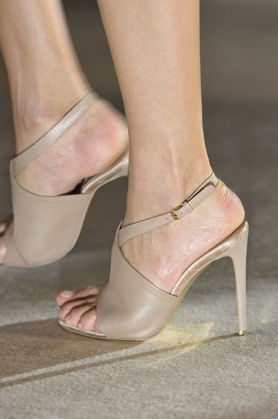 Stella McCartney at Paris Spring 2012 (Details)