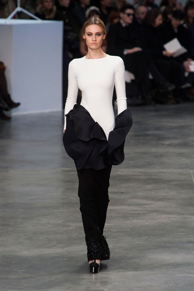 Stéphane Rolland at Couture Spring 2013