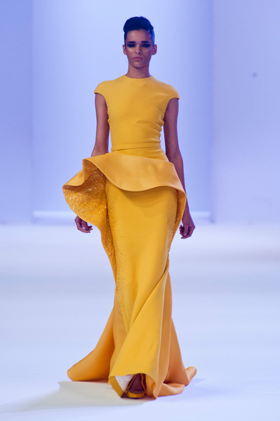 St phane rolland at couture spring 2014 stylebistro for American haute couture designers