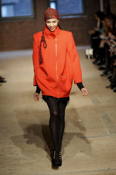 Stephen Burrows Fall 2011
