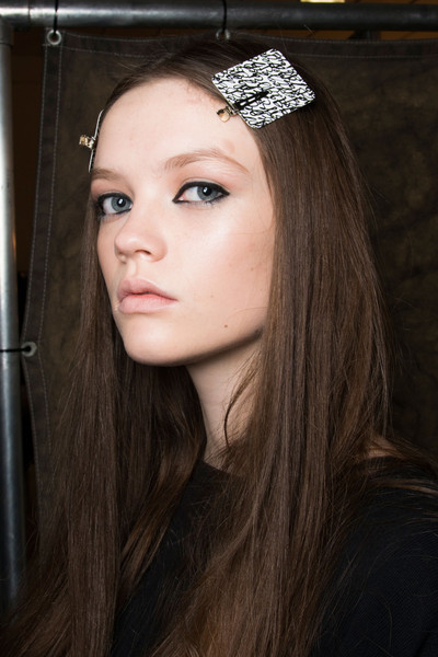 Tanya Taylor Fall 2014 - Backstage