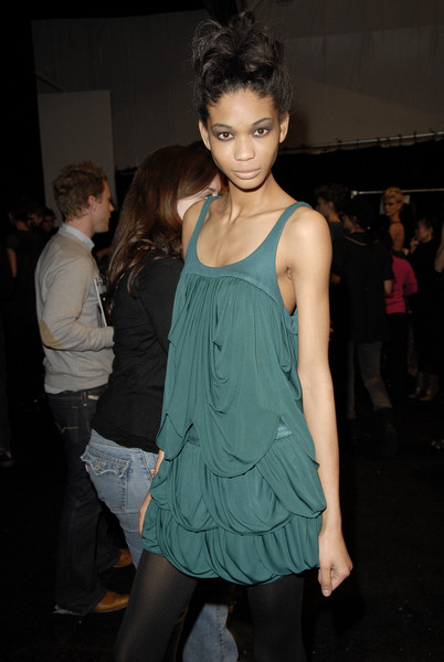 Temperley London at New York Fall 2007 (Backstage)