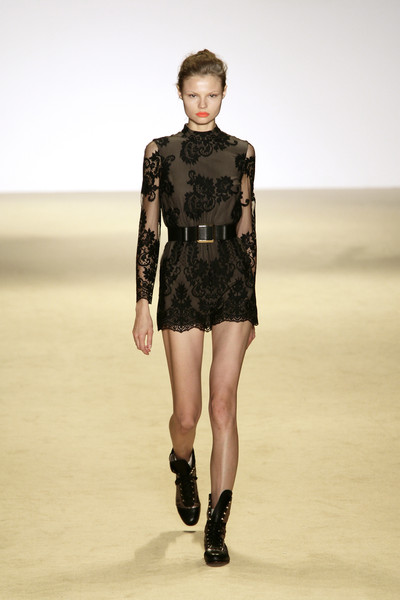 Temperley London Spring 2008