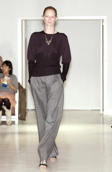 Tess Giberson at New York Fall 2005