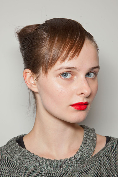 Thakoon Fall 2012 - Backstage