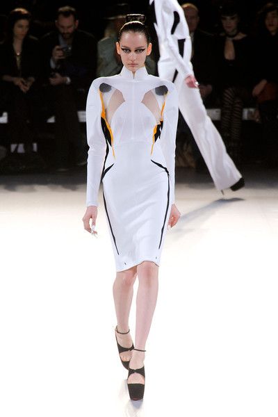 Thierry Mugler Fall 2012