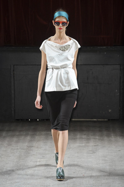 Tim Van Steenbergen at Paris Spring 2011