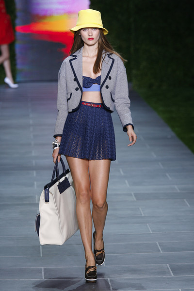 Tommy Hilfiger at New York Spring 2011