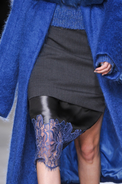 Topshop Unique Fall 2014 - Details