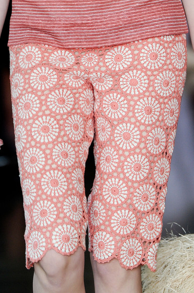 Tory Burch Spring 2012 - Details