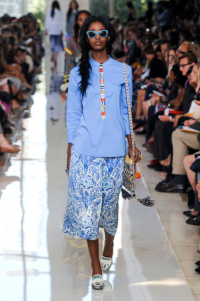Tory Burch at New York Spring 2013