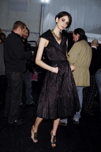 Tracy Reese Fall 2008 - Backstage